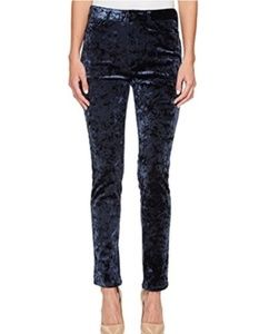 Joe's Jeans The Charlie High Skinny Velvet Size 30